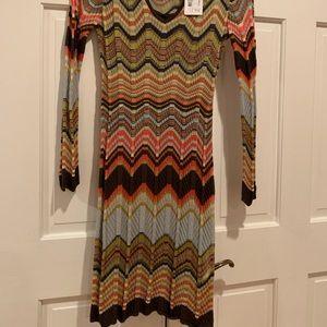 Missoni Dresses - Missoni knit dress, Sz 46